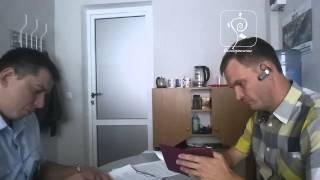 Гражданин СССР общается с полицией РФ 06 августа 2015 года