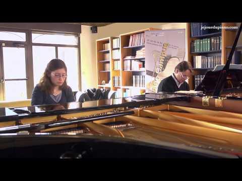 Master Class de Michel Beroff sur Debussy à Piano Campus