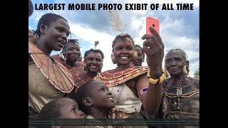 Columbus Sanat Müzesi ve #JJ TOPLUMUN en büyük, küresel mobil fotoğrafçılık exhibiti oluşturun