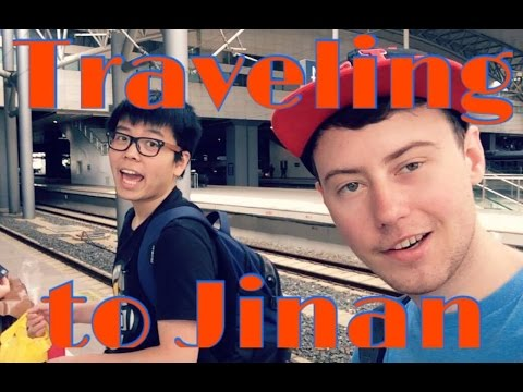 TRAVELING TO JINAN, CHINA (VLOG #4)