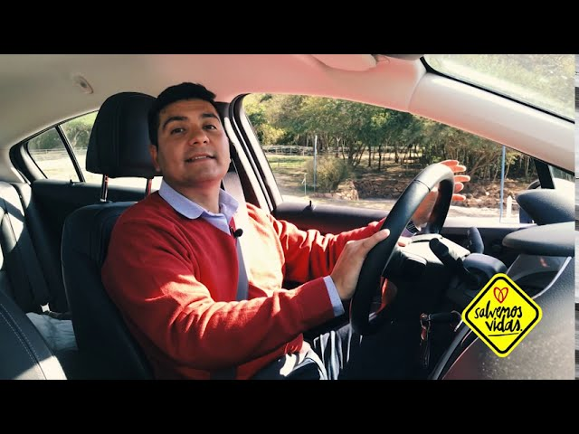 Conducción Invernal - Parte Interna del Vehículo - Salvemos Vidas