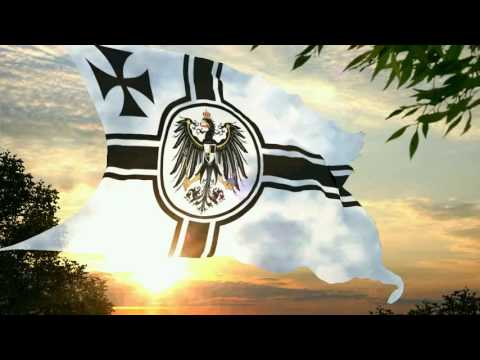 Flag and anthem of the Autonomous Kingdom of Prussia