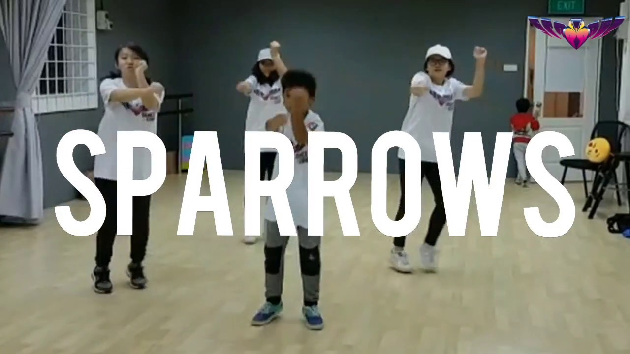SPARROWS DANCE GYM #01...