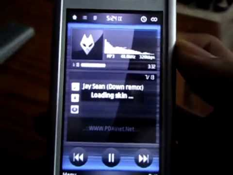 TTPOD on Nokia 5233