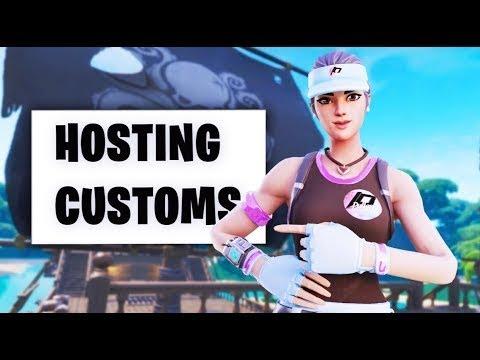 get a custom matchmaking code