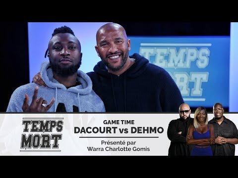 Youtube: Le GAME TIME avec Olivier Dacourt et Dehmo