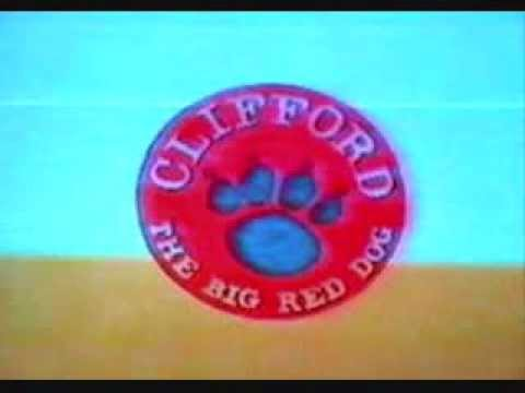 Clifford the Big Red Dog (1988) - Look at the Word Shape