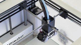 обзор 3д принтера Ultimaker 2 Maxi