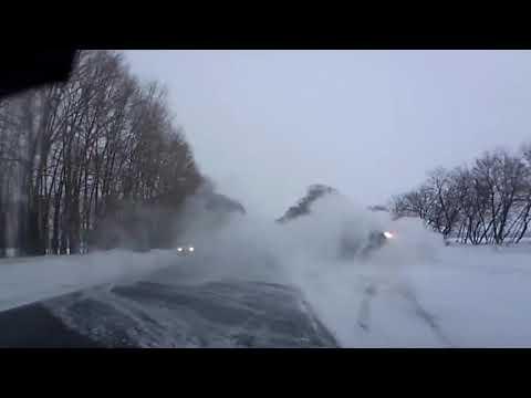 выезд из Саранска  на  Рузаевку