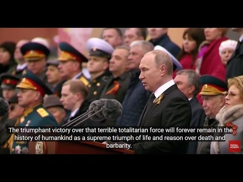 'No Force' Will Ever Conquer Russia! - Putin's Speech at the Victory Day Military Parade