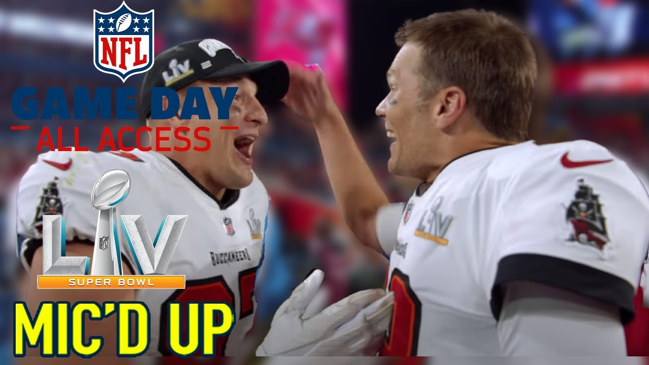 Super Bowl LV Mic'd Up! |