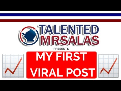 MY FIRST VIRAL POST ON FACEBOOK 🎉 Lessons Learned about my Most Viral Post on my Facebook Page
