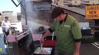 Mac And The Big Cheese - Stuffed Shrimp Recipe
