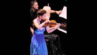 Hilary Hahn -- Vieuxtemps Violin Concerto no. 4