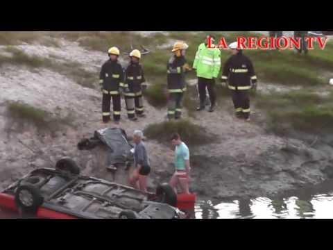 Tragico accidente en Villa Ocampo
