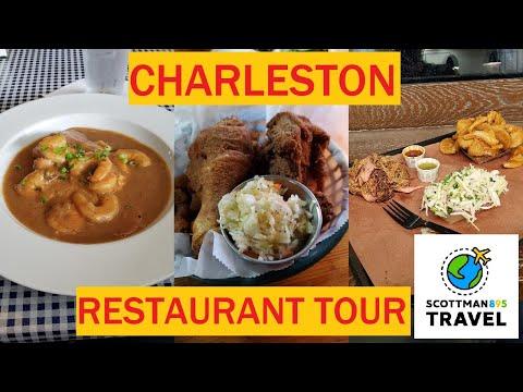 Charleston Restaurant Tour | Scottman895 Travel Delights