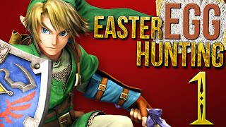 Zelda Easter Eggs Part 1 - Easter Egg Hunting