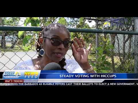 BARBADOS TODAY AFTERNOON UPDATE - May 24, 2018