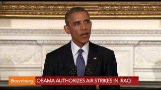Obama: No U.S. Ground Troops Returning to Iraq