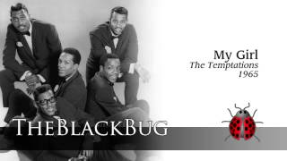 My Girl  -  The Temptations  -  1965