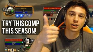 Have you tried this comp SEASON ENDING SOON