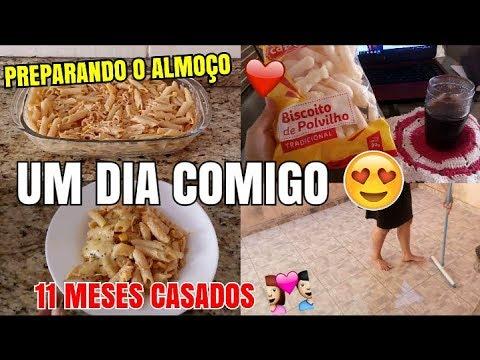 Vlog - UM DIA COMIGO / 11 MESES DE CASADOS ❤ - Tati Pereira thumbnail