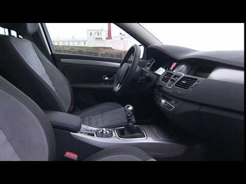 All New Renault Laguna Break 2011 Interior Youtube