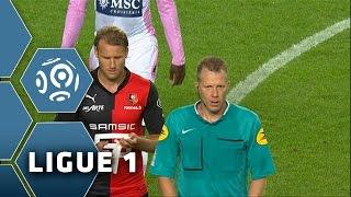 Stade Rennais FC - Evian TG FC (6-2)  - Résumé - (SRFC - ETG) / 2014-15