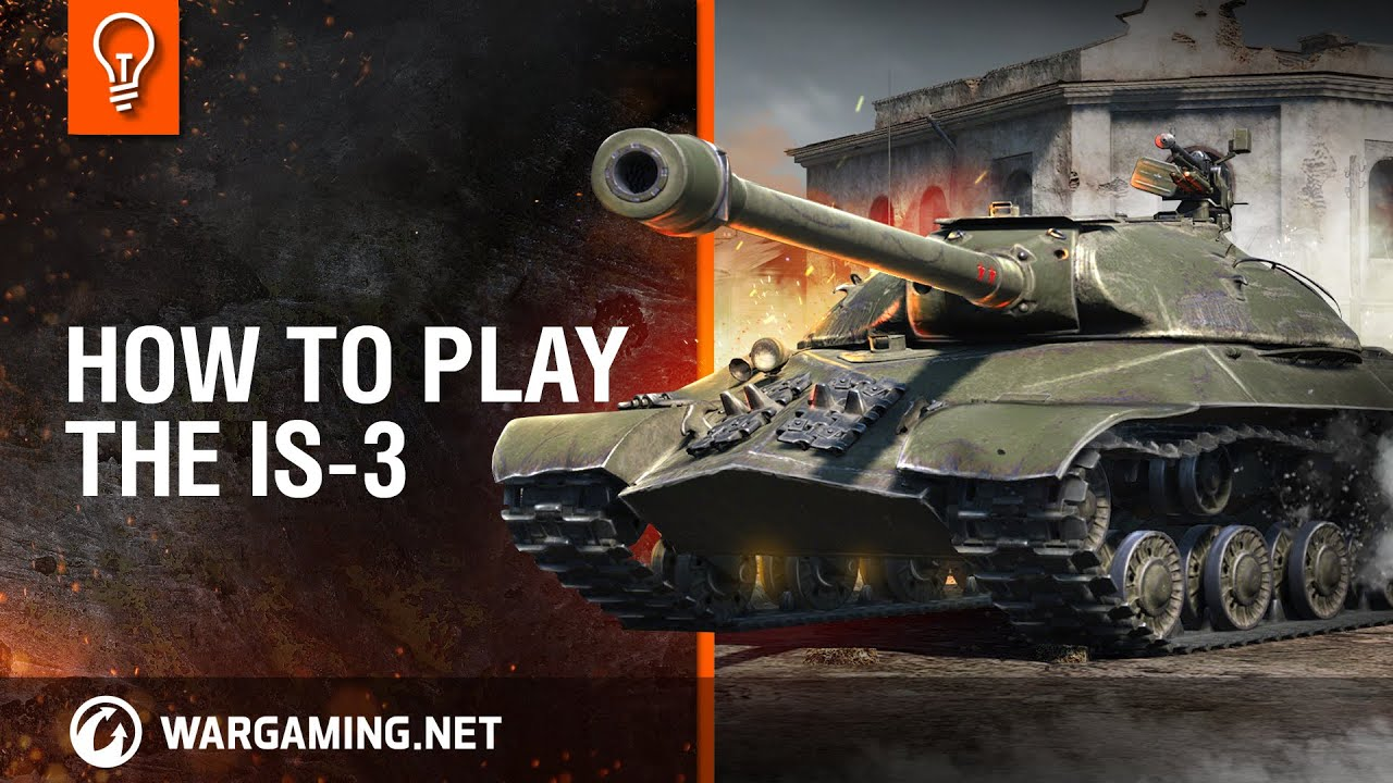 IS-3 - Global wiki  Wargaming net