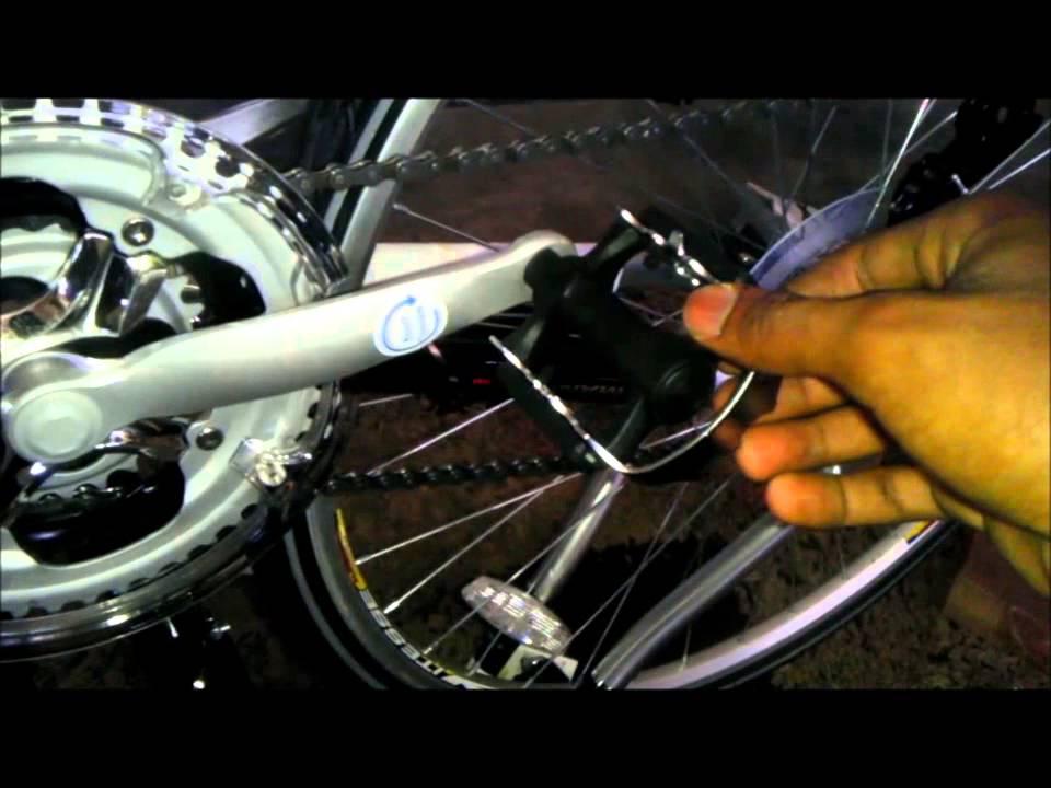Gmc Denali Road Bike Assembling Step By Step Youtube