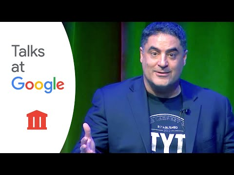 "Cenk Uygur & The Young Turks: ""The Revolution of News and Independent Media"" 