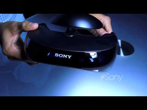 Head Mounted Display Unboxing Video