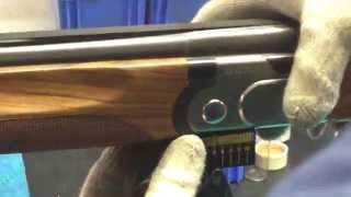 How does a 692 Beretta O/U get balanced?