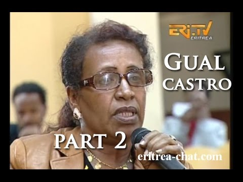 Eritrean Merhaba Interview with Alem Berhe – Gual Castro - Part 2