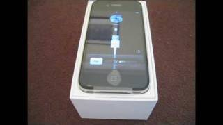 iPhone 4 Unboxing!