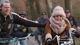 Lauren Verster laat zien wat Lowbiken is