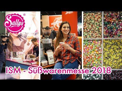 ISM 2018 - die größte Süßwarenmesse / Trends & großes Gewinnspiel
