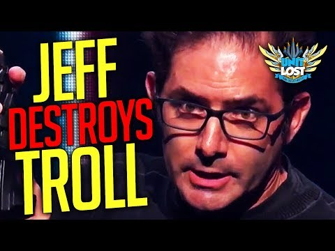 Overwatch -  Jeff DESTROYS Super Toxic Troll!
