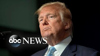 President Trump threatens Iran on Twitter days after ordering drone strikes | ABC News