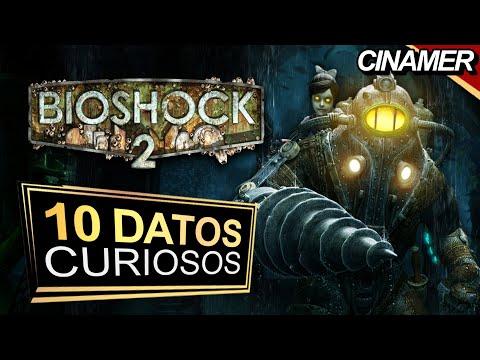 10 Curiosidades Que No Sabias | BIOSHOCK 2