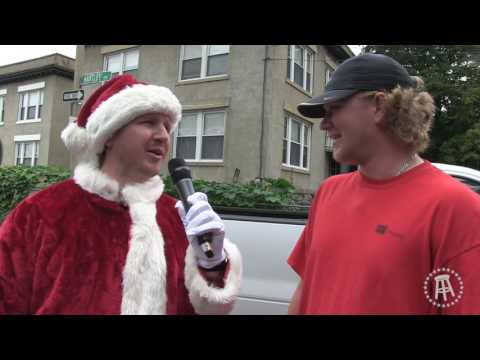 Barstool Sports Does Allston Christmas
