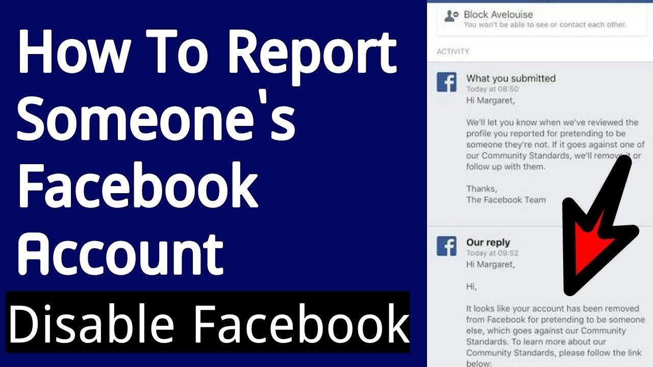 How to remove someones facebook account urdu youtube how to remove someones facebook account urdu ccuart Gallery