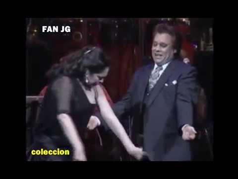 Isabel Pantoja y Juan Gabriel - El Moreno. video de FAN JG