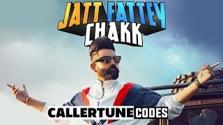 Jatt Fattey Chakk CRBT Codes Amrit Maan Desi Crew Latest Punjabi Songs 2019