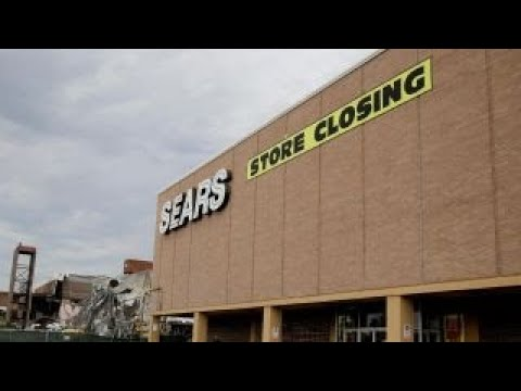 The factors that lead to Sears' demise