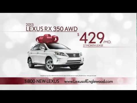 Lexus of Englewood - November You'll Remember 1