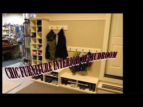 12  Chic Furniture Interior of Mudroom