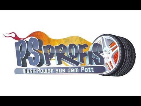 PS Profis - Folge 4 - Der kleine rote Flitzer, Sidney Hoffmann, Jean Pierre Kraemer, Gudrun Meincke