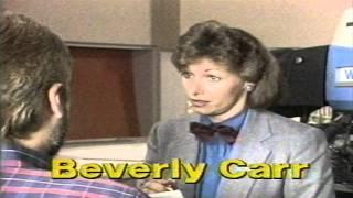 WDSU TV6 NewsCenter6 Tonight New Orleans 1986 Opening