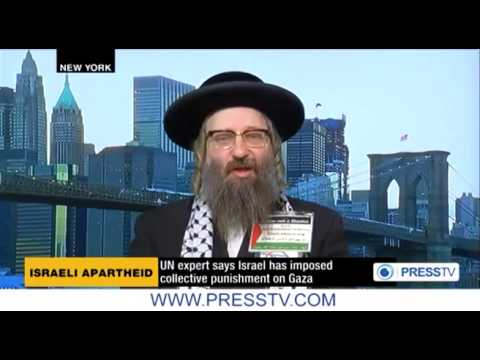 Existence of Israel contrary to Torah teachings: Rabbi Weiss